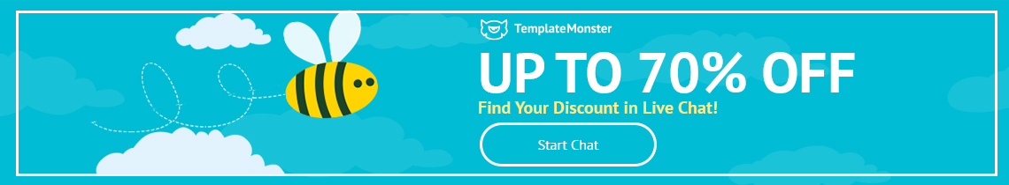 TemplateMonster Discount