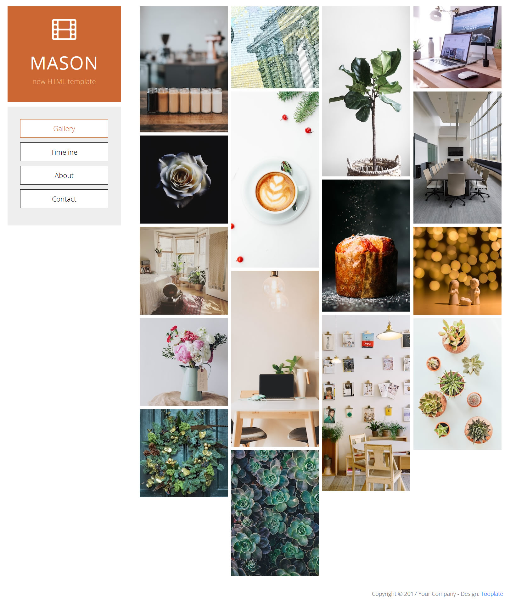 Free Templates for your websites