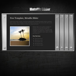 Metallic Slider