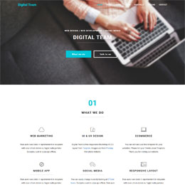 Digital Team HTML5