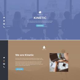 Kinetic template
