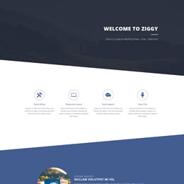 Free Template | Free Html Css Templates By Tooplate