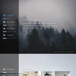 Constructive HTML Template